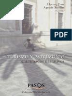 Turismo y patrimonio entramados narrativos- Prats y Talavera (coords).pdf