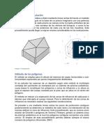 Método de Triangulación Poligonos