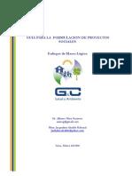 Guia.proyectos Sociales Enero 2010
