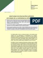 Tp 1276 Gratuidad en Educacion Superior Lecciones de La Experiencia Internacional 14-20-2016