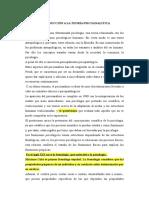Introduccion a TEORIA PSICOANALITICA UNIV Complutense MADRID 40p.doc