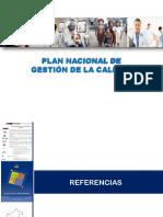 3 Plan Nacional de Gestion de La Calidad - Biologia