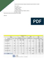 Metodo Lifo y Fifo