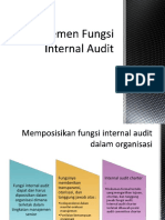 Internal audit ch9