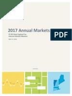 2017 Annual Markets Report