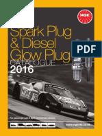 NGK - Spark Plug Catalogue 2016
