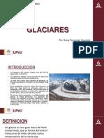 GLACIARES PPT