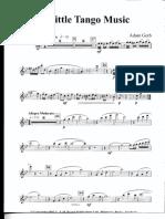 A Little Tango Music - 01 Flute 1
