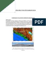 Geología Del Volcán Sabancaya
