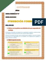 Astrid Zúñiga Actividades 124-132