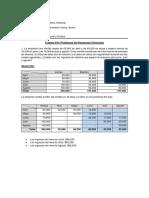 Ejercicios Planeación Financiera