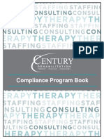 compliance program book