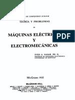 Maquinas Electricas y Electromecanicas Nasar