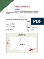 Pruebas Estadisticas Ejemplo (números aleatorios)