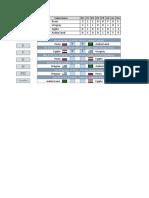 Fixture Mundial Rusia 2018 - Exceldiario.com.Ar
