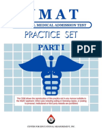 NMAT Practice Set Parts 1 2 With Answer Key