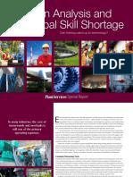 Mobius Vibration Analysis Global Skill Shortage