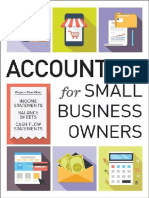 Accounting for Small Business Owners - Tycho Press