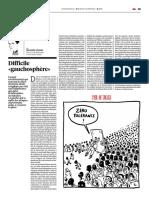 Michael Foessel Difficile Gauchosphère - Libération 2018 06 29