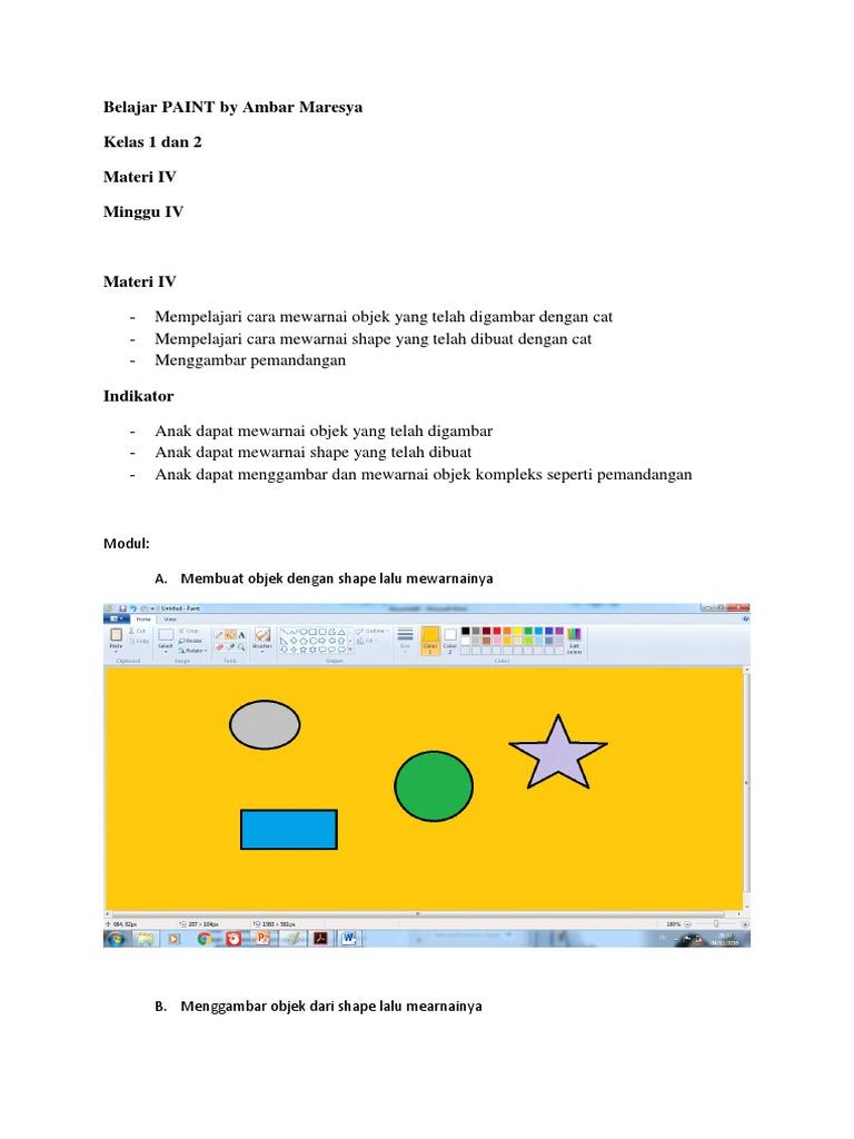 Gambar Untuk Mewarnai Anak Sd Kelas 1 - Moa Gambar