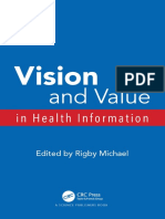 Vision and Value in Health Information