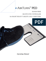Ped Manual