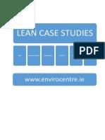 Lean Case Studies 11 Cases