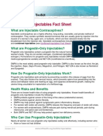 Progestin-Only Injectables Fact Sheet Final_102510