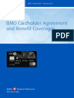 World Elite Cardholder Agreement
