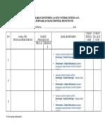 Log Book Harian Monitoring Acs