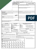 Derek Peterson CA Bankruptcy Filing - Case 8:12-bk-13957-ES