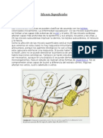 Micosis Superficiales y Dermatofitos