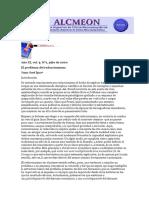 1) El Problema Del Reduccionismo (Juan Jose Ipar)
