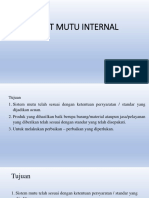 1.Audit Mutu Internal