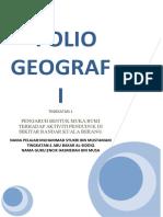 Folio Geografi Tingkatan 1