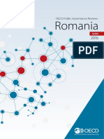 Public Governance Review Scan Romania