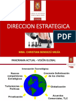 Sesion 1 Introducción a La Direccion Estrategica