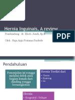 Hernia Inguinais, A Review