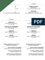ProgramaComposiciónVocesPazCoro