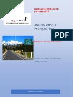 Analisis Del Proyecto Peru