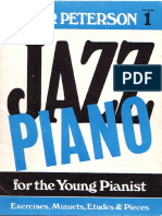 Oscar Peterson-Jazz Piano for the Young Pianist_ Exercises, Minuets, & Pieces _1.pdf