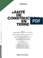 p161 Traite de Construction en Terre
