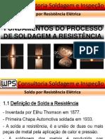 Solda Por Resistência Eletrica