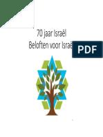Beloften Voor Israel