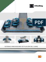 Sistemas Innovadores de Fijación Del Carril ... - Schwihag