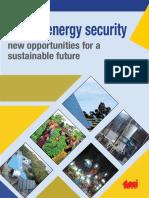 India Energy Security