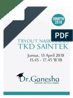 TryOut 2.0 SAINTEK Dr.Ganesha.pdf