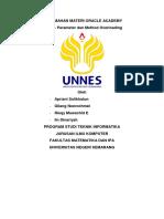 Terjemahan Materi Oracle Academy 7-2
