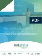 GMFH World Summit Nutrition workshop report 2018