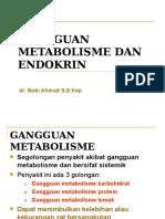 Endokrin (Gangguan Metabolisme Dan Endokrin)
